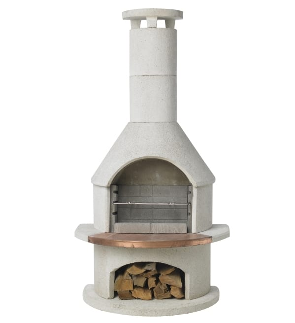 Buschbeck Rondo Bbq Fireplace Turfrey Outdoor Bbqs And