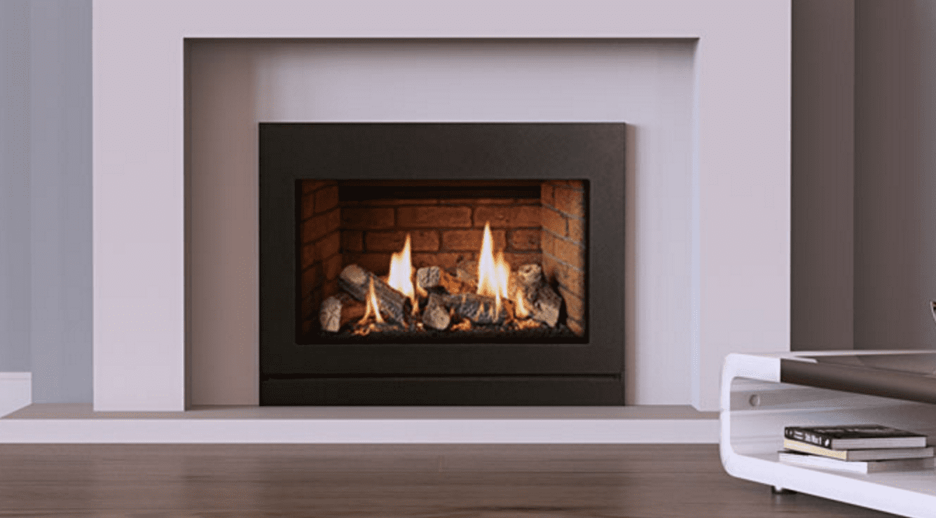 Gazco Riva 2 670 Gas Fire Package - Turfrey Gas Fires NZ