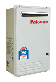 Paloma 24 External Gas Water Heater