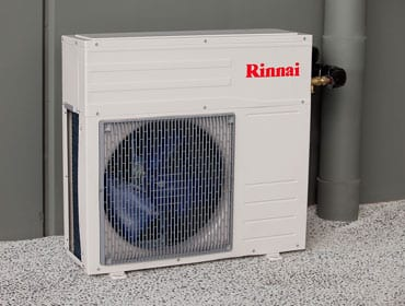 Rinnai Hotflo Hot Water Heat Pump