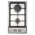 Parmco HO-1-2S-2G 300mm Domino Hob, Gas, Stainless Steel