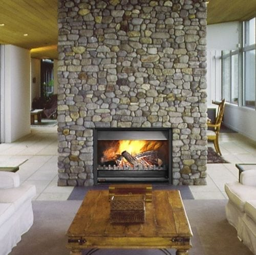 Jetmaster 1050LL Timber Cavity Wood Fire Package