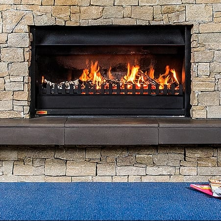 Jetmaster 1500U Timber Cavity Wood Fire Package