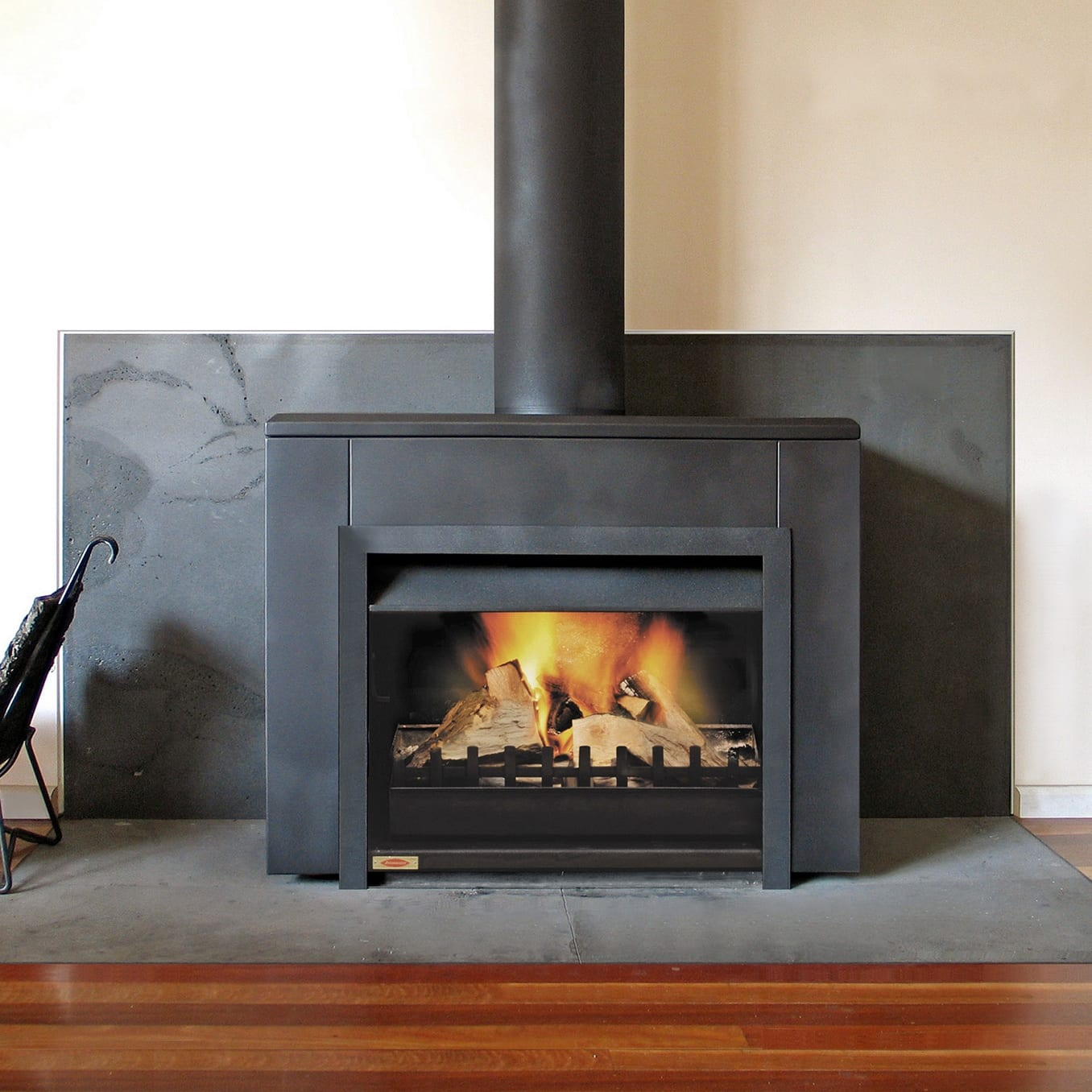 freestanding contemporary fs flireplace fireplace solas gas las stove black s fireplaces