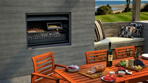 Jetmaster Quadro Outdoor Fire Package 1050U