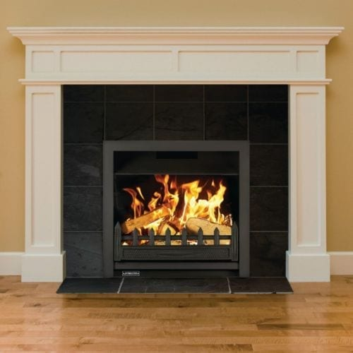 Jetmaster 600U Timber Cavity Wood Fire Package