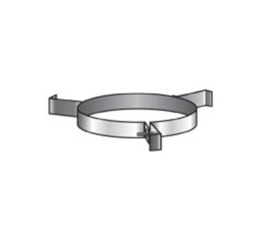 Flue Pipe Plain Spacer Bracket