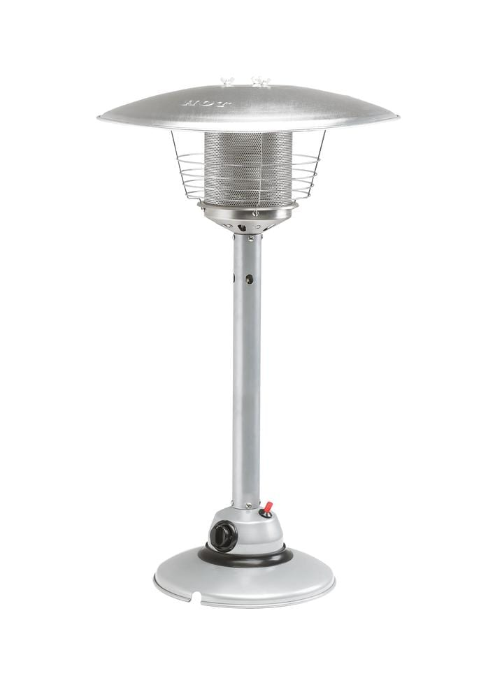 Gasmate Powder Coated Tabletop Heater Turfrey Patio Heaters