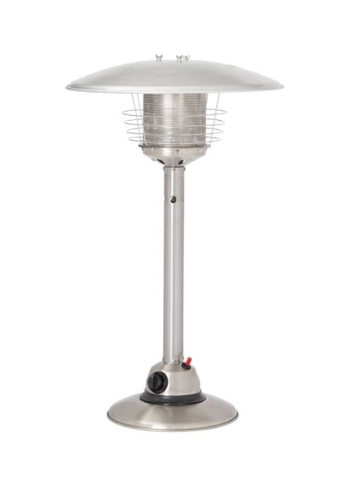 Gasmate Stainless Steel Tabletop Heater