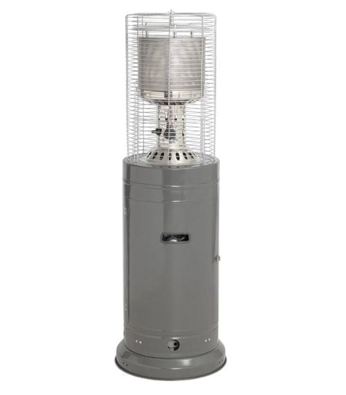Gasmate Area Heater - Gunmetal Grey