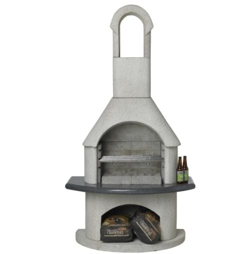 Buschbeck Ambiente BBQ Fireplace