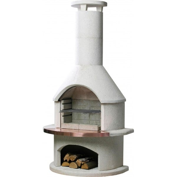 Buschbeck rondo bbq fireplace turfrey outdoor bbqs for Fireplace and bbq