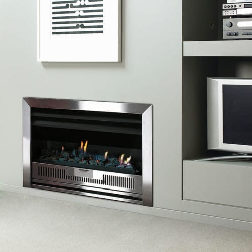Kent Sienna 800mm Decorative Gas Fire