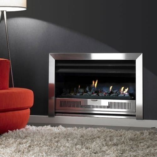 Kent Sienna 700mm Decorative Gas Fire