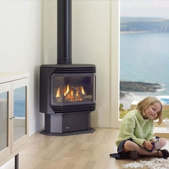 Regency FG38 Freestanding Electronic Gas Fire