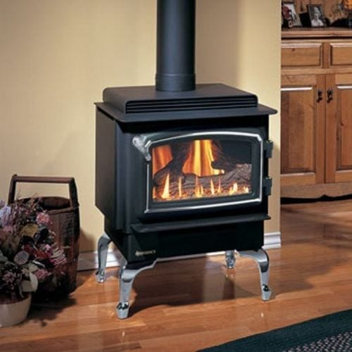 Regency Freestanding F33 Gas Fire