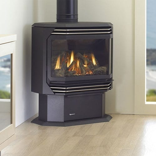 Regency Freestanding FG39 Gas Fire