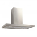 Parmco T4-12LOW-9IS-1 900mm Island Canopy, Low Profile