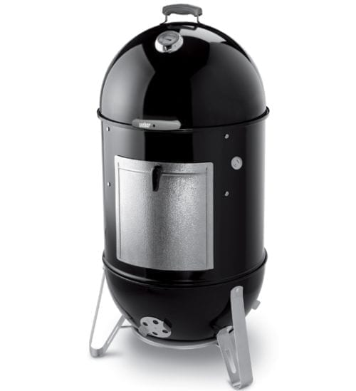 Weber 57cm Smokey Mountain Cooker