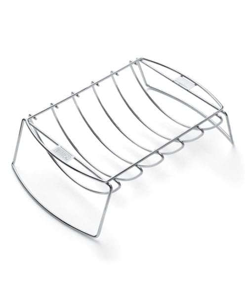 Weber Reversible Rib & Roast Holder