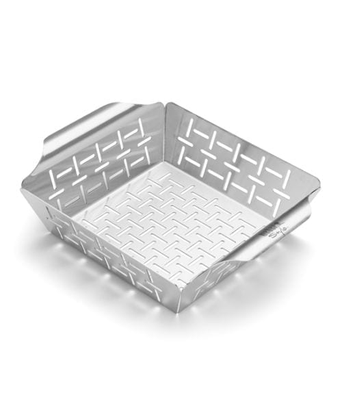 Weber Small Stainless Steel Grill Basket
