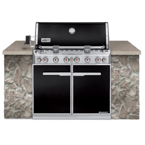 Weber Summit E660 Built In