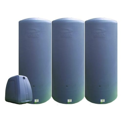Devan Urban Water Tank Package 3,000L