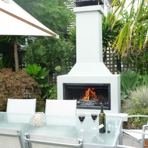 Trendz Douglas Outdoor Wood Fire