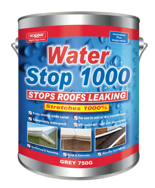 Holdfast Water Stop 1000 Roof Repair Paint