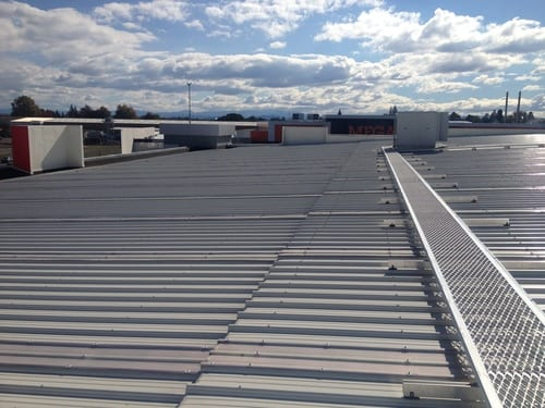 The Warehouse Hastings Turfrey Commercial Roofing