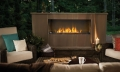 Napoleon Galaxy GSS48 Outdoor Gas Fire