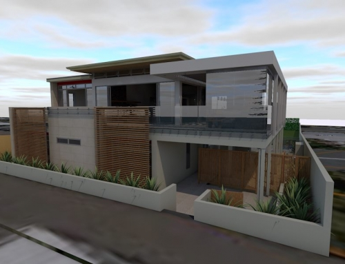 Norrie Residence, Ahuriri, Napier – Ainsworth & Collinson Builders