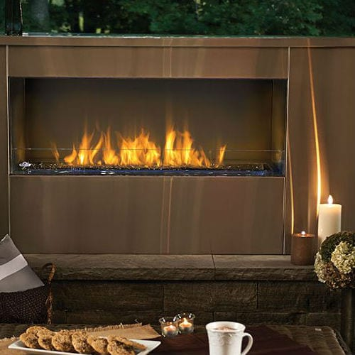 Napoleon Galaxy Gss48 Outdoor Gas Fire Turfrey