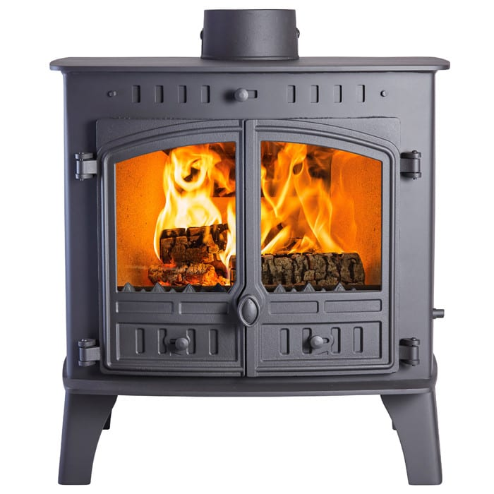 Hunter Herald 80b Central Heating Fire Turfrey Boiler Stoves
