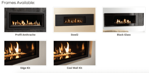 Gazco Studio 2 Conventional or Balanced Flue Gas Fire
