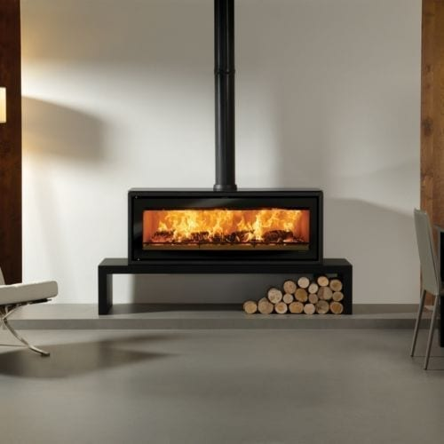 Stovax Riva Studio 3 Rural Freestanding Wood Fire