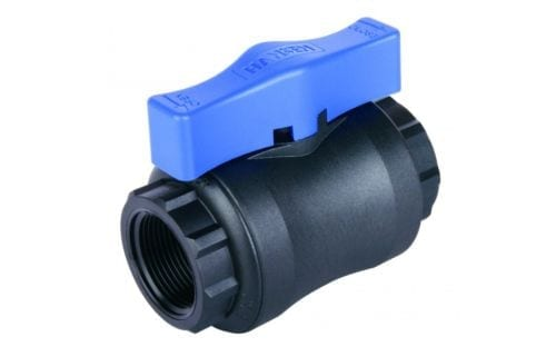 Hansen Full Flow Ball Valve