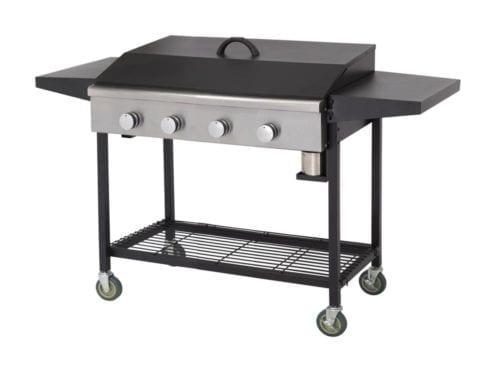 Gasmate Caterer 4 Burner BBQ with Lid
