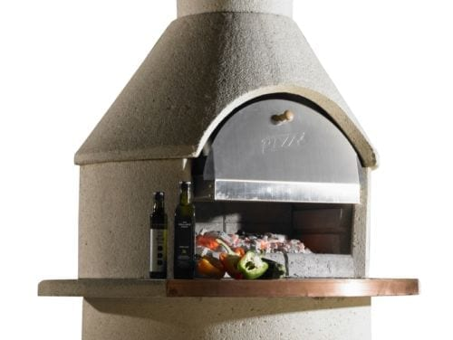 Buschbeck Fireplace Pizza Insert