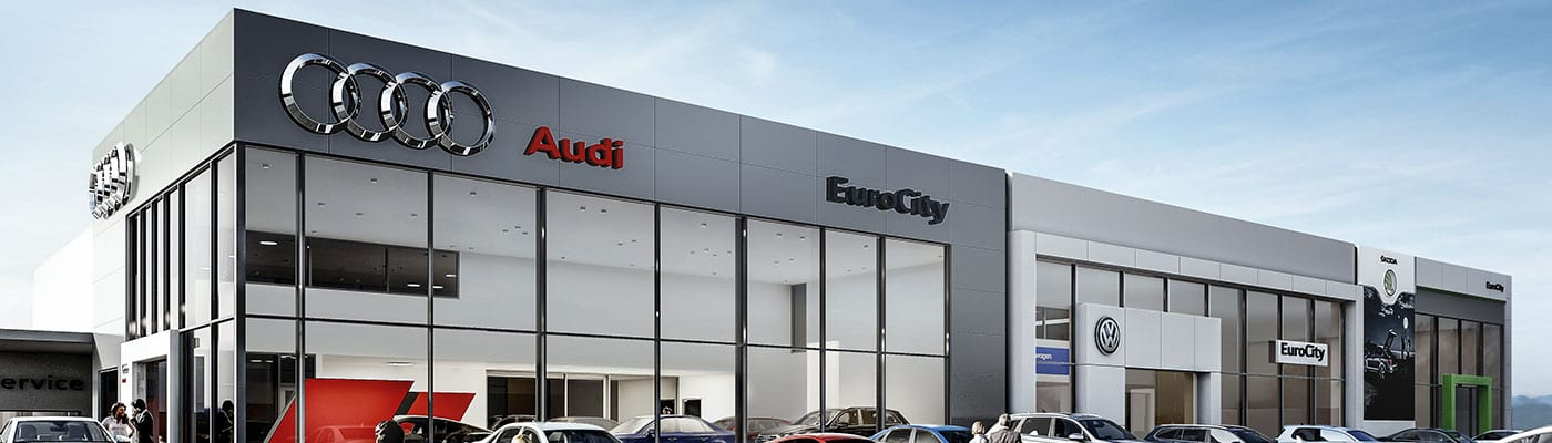 Great EuroCity Dealership, Napier  Turfrey Roofing ...