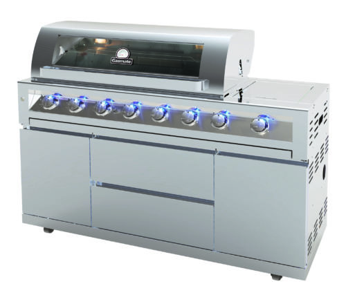 Gasmate Galaxy 6 Burner BBQ