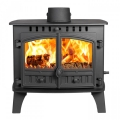 Hunter Herald 14 Double Sided Central Heating Fires