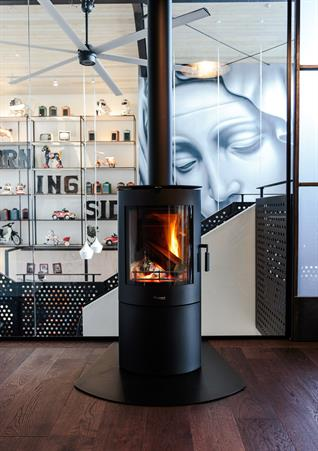Masport Akaroa Radiant Wood Burner Turfrey Wood Fires Nz