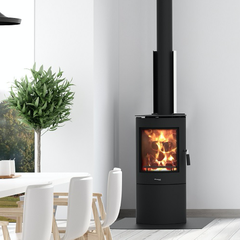 Masport Akaroa Radiant Wood Burner | Turfrey Wood Fires NZ