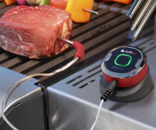 Weber iGrill Mini Bluetooth Thermometer