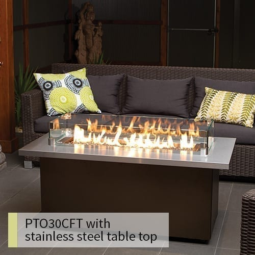 Regency Plateau Gas Firetable
