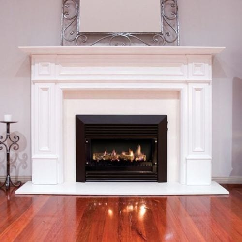 Real Flame Pyrotech Gas Fire