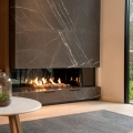 Real Flame Pure Vision Gas Fire