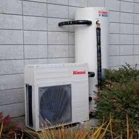 Heat Pump Hot Water Heating