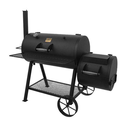 Oklahoma Joe Highland Offset Smoker